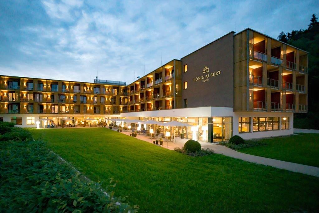 Hotel König Albert