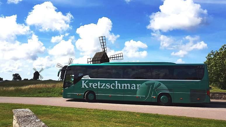 Aktivreisen | Omnibusunternehmen Kretzschmar